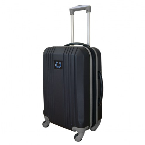 """Indianapolis Colts 21"""" Hardcase Luggage Carry-on Spinner"""