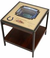 Indianapolis Colts 25-Layer StadiumViews Lighted End Table