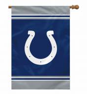 """Indianapolis Colts 28"""" x 40"""" Banner"""