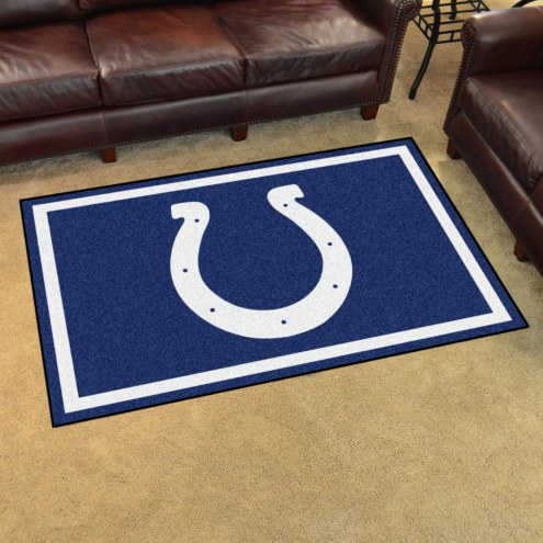 Indianapolis Colts 4' x 6' Area Rug