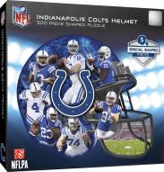 Indianapolis Colts 500 Piece Helmet Shaped Puzzle