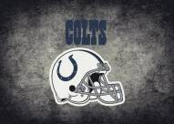 Indianapolis Colts 8' x 11' NFL Distressed Area Rug
