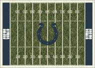 Indianapolis Colts 8' x 11' NFL Home Field Area Rug