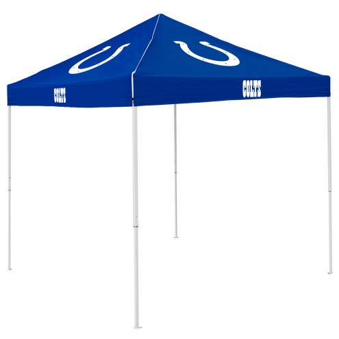 Indianapolis Colts 9' x 9' Colored Tailgate Canopy Tent