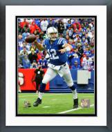 Indianapolis Colts Andrew Luck Action Framed Photo