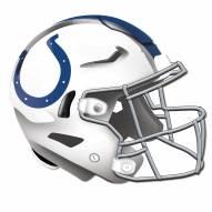 Indianapolis Colts Authentic Helmet Cutout Sign