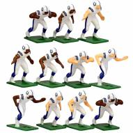Indianapolis Colts Away Uniform Action Figure Set