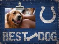 Indianapolis Colts Best Dog Clip Frame