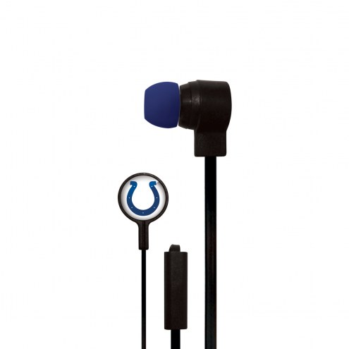 Indianapolis Colts Big Logo Ear Buds