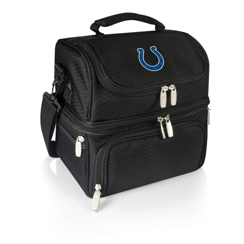 Indianapolis Colts Black Pranzo Insulated Lunch Box