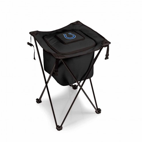 Indianapolis Colts Black Sidekick Portable Cooler