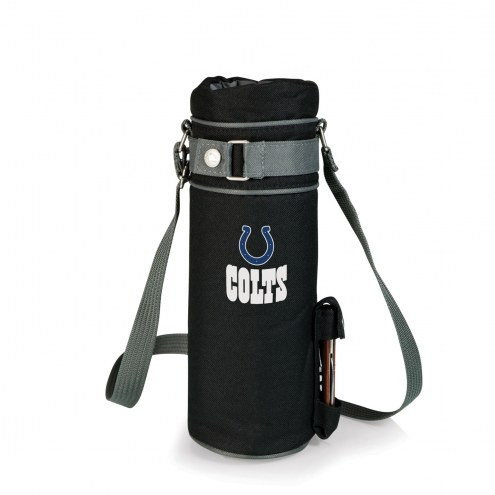 Indianapolis Colts Black Wine Sack