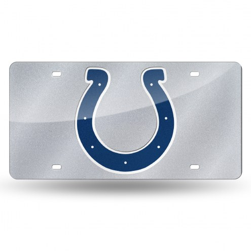 Indianapolis Colts Bling License Plate