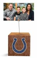 Indianapolis Colts Block Spiral Photo Holder