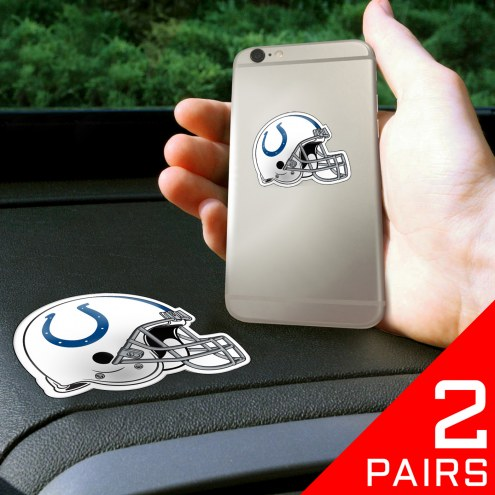 Indianapolis Colts Cell Phone Grips - 2 Pack