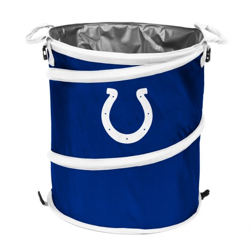 Indianapolis Colts Collapsible Laundry Hamper