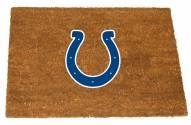 Indianapolis Colts Colored Logo Door Mat