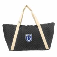 Indianapolis Colts Crest Chevron Weekender Bag