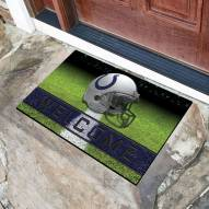 Indianapolis Colts Crumb Rubber Door Mat