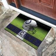 Indianapolis Colts Crumb Rubber Door Mat