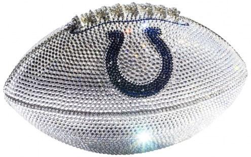Indianapolis Colts Swarovski Crystal Football