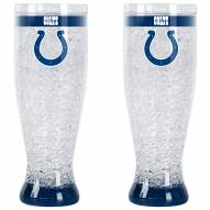 Indianapolis Colts Crystal Pilsner Glass