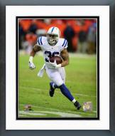 Indianapolis Colts Daniel Herron Playoff Action Framed Photo