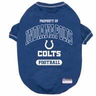 Indianapolis Colts Dog Tee Shirt