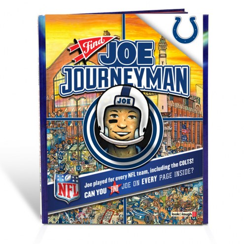 Indianapolis Colts Find Joe Journeyman Book