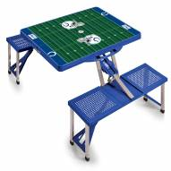 Indianapolis Colts Folding Picnic Table