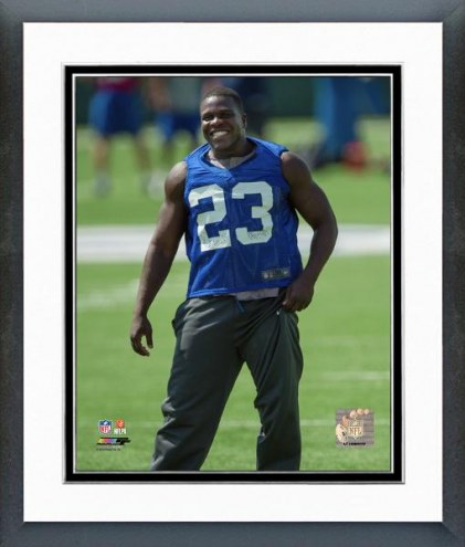 Indianapolis Colts Frank Gore 2015 Mini Camp Action Framed Photo