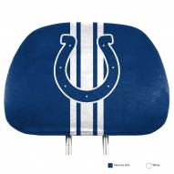Indianapolis Colts Full Print Headrest Covers