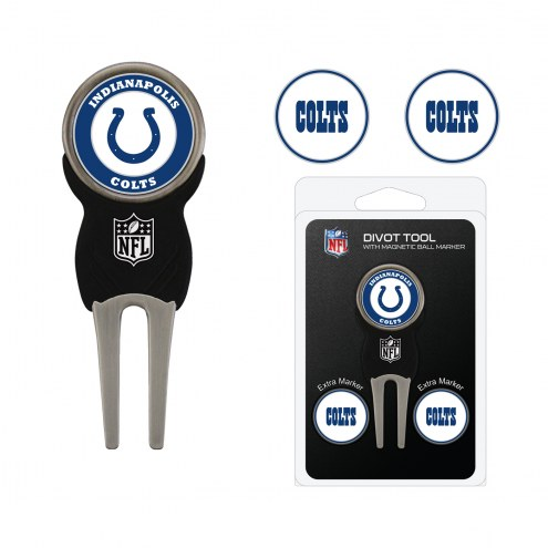 Indianapolis Colts Golf Divot Tool Pack