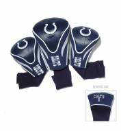 Indianapolis Colts Golf Headcovers - 3 Pack