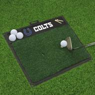 Indianapolis Colts Golf Hitting Mat