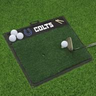 Indianapolis Colts Golf Hitting Mat