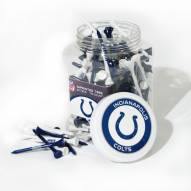 Indianapolis Colts 175 Golf Tee Jar