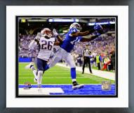 Indianapolis Colts Hakeem Nicks Action Framed Photo