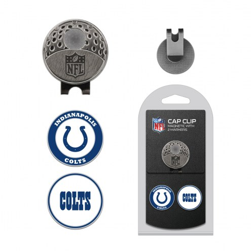 Indianapolis Colts Hat Clip & Marker Set