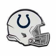 Indianapolis Colts Helmet Car Emblem