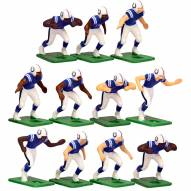 Indianapolis Colts Home Uniform Action Figure Set