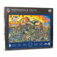 Indianapolis Colts Joe Journeyman Puzzle