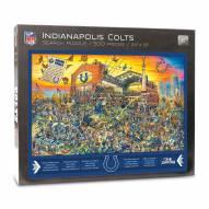 Indianapolis Colts Joe Journeyman Puzzle