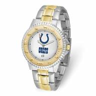 Indianapolis Colts Competitor Two-Tone Men's Watch