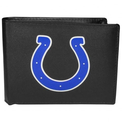 Indianapolis Colts Large Logo Bi-fold Wallet