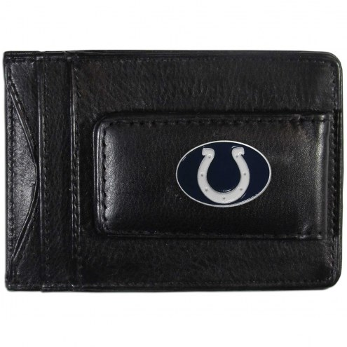 Indianapolis Colts Leather Cash & Cardholder