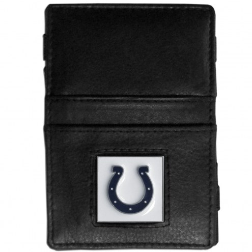 Indianapolis Colts Leather Jacob's Ladder Wallet