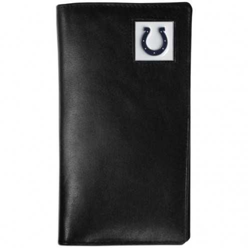 Indianapolis Colts Leather Tall Wallet