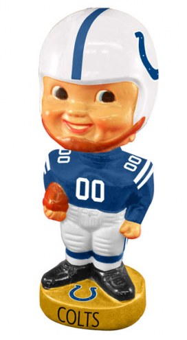 Indianapolis Colts Legacy Football Bobble Head