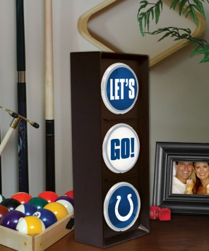 Indianapolis Colts Let's Go Light